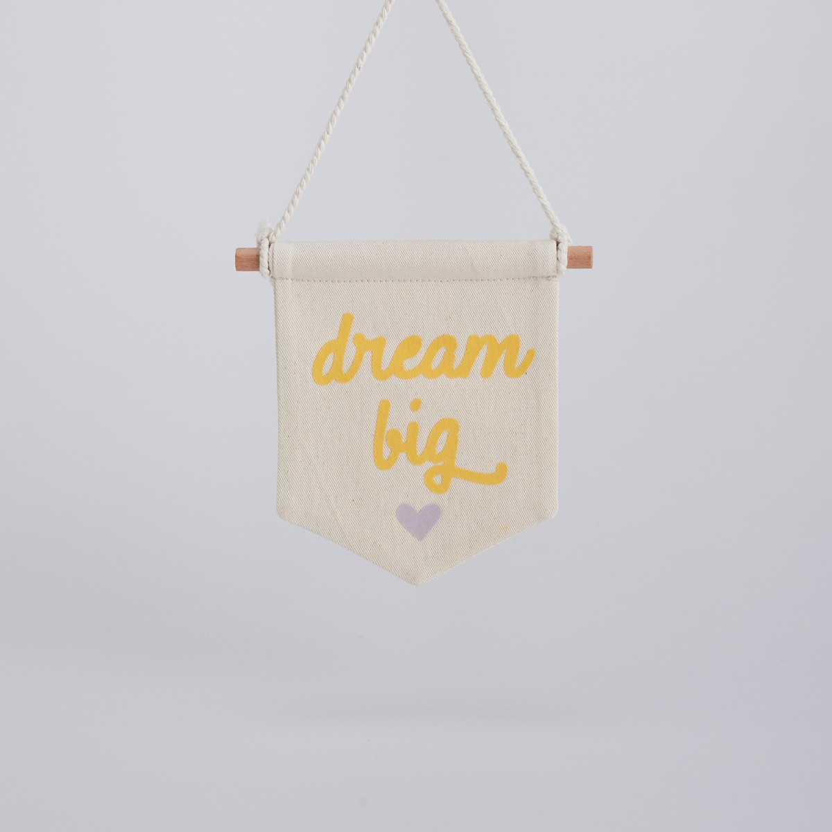 Mini Dream Big Bayrak 1